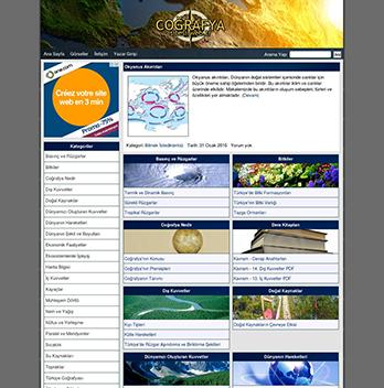 Coğrafya Sitesi