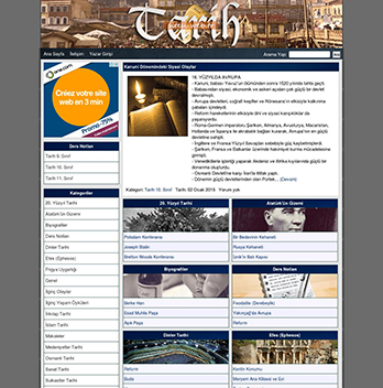 Tarih Sitesi
