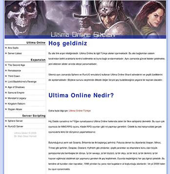 Ultima Siteleri