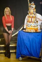 Britney's Birthday Cake
