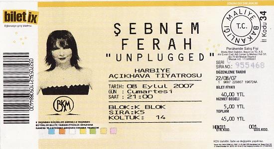 Unplugged Konserleri